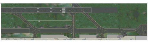 - Daron HE520676 Herpa Airport Ground Foil III