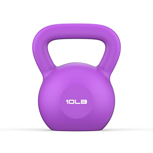 Kettlebells Weight- Fitness Kettlebell Training Arm Lifting, Core, Leg |Kettle Dumbbell Comfortable Grip Wide Handle…