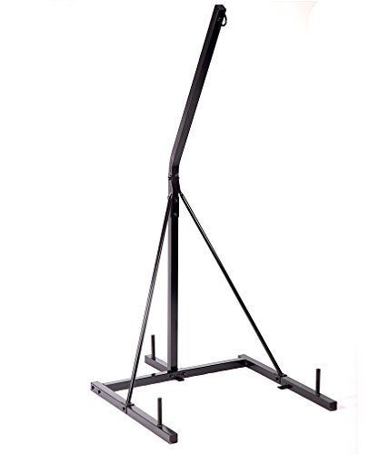 Heavy Bag Boxing Stands Solid Stand Frame for Home Fitness -