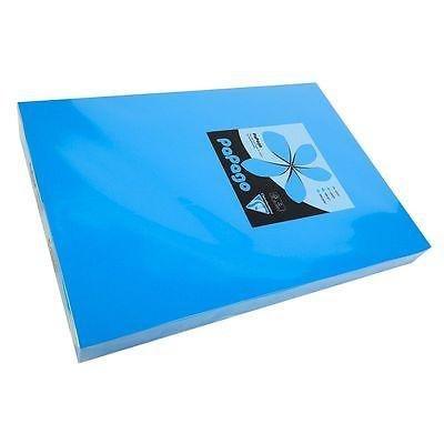 PAPAGO - 160 gsm A4 impresora copiadora papel x - 1 Resma de ...