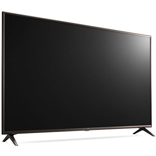 LG 65UK6300PUE 65″-Class 4K HDR Smart LED AI UHD TV w/ThinQ (2018 Model) + Free Hulu $25 Gift Card + 1 Year Extended Warranty + Flat Wall Mount Kit Ultimate Bundle + More