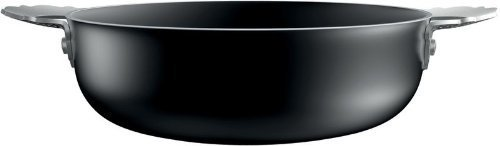 Alessi-MW10228-B-Dressed-Low-Casserole-Aluminum-with-Non-stick-Coating-Black-4qt-7oz-11-by-Alessi