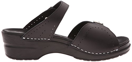 Sanita Sandales De Joplin Sandales Noir