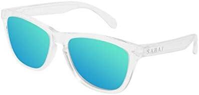 Regalos Miguel - Gafas Sol - Gafas de Sol SABAI Eternal - Sabai Azul Claro - Envío Desde España: Amazon.es: Hogar