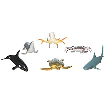 Realistic Educational Sea Animal Figures Assorted Sea Animals Toys For Learning Yet Not Vulgar Action Figures Toys & Hobbies