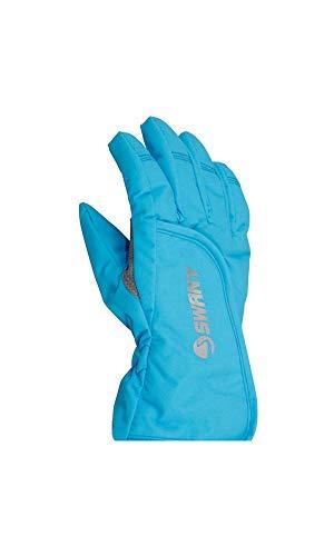 Swany Junior Zap Glove, Aqua, -