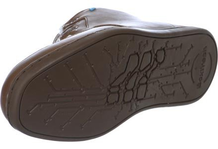 Boxfresh Eavis FUR Schuh Schokolade 45