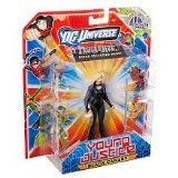 DC Universe Young Justice Black Canary Figure -