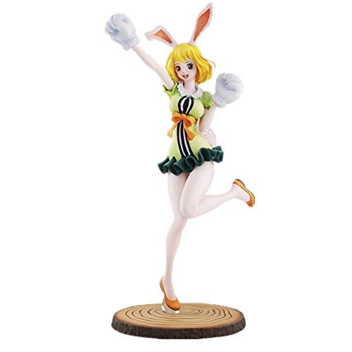 From HandMade Nueva Figura de acción de One Piece Portrait of Pirates Carrot Figure
