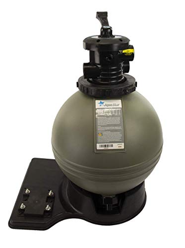 Waterway Aqua Star Pool Sand Filter for Above Ground Swimming Pools