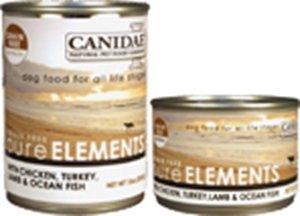 Canidae Grain Free Pure Sea Salmon & Mackerel Canned Dog Food, Case of 12, 13 oz. ()
