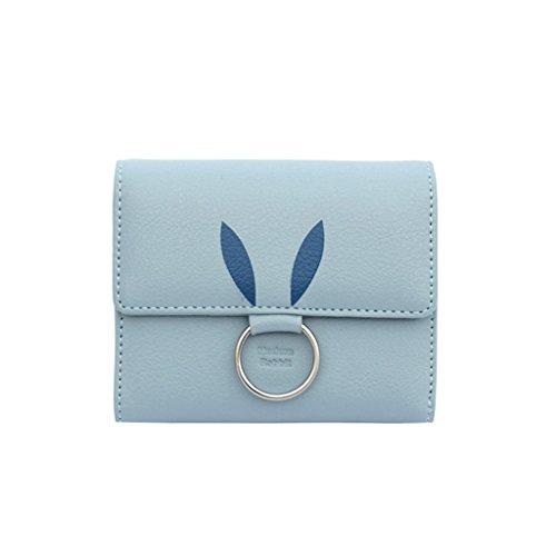 Badiya - Cartera de mano para mujer small, albaricoque (beige) - WW05575AP azul celeste