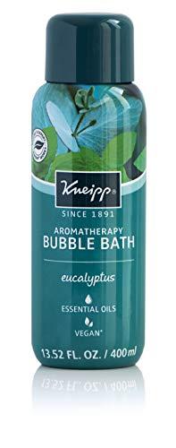 Kneipp Eucalyptus Bubble Bath, 13.52 fl oz, with Aromatherapy