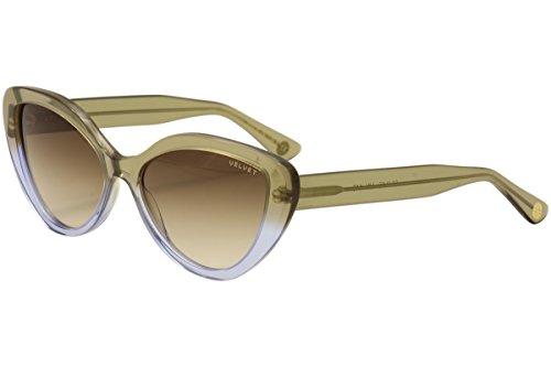 Velvet Eyewear Women's Joie V005UN01 Umbre Nude Fashion Cat Eye Sunglasses - Nude Cat Sunglasses Eye