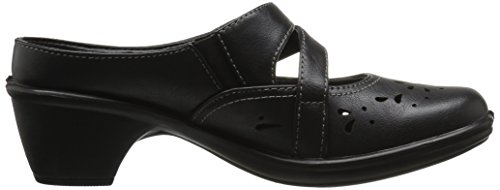 Easy Street Womens Columbus Mule Nero