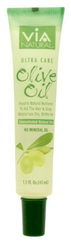 VIA Natural Ultra Care Olive Oil Concentrated Natural Oil 1.