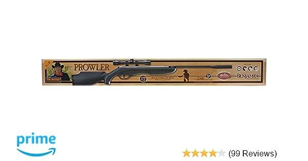 Benjamin Prowler Nitro Piston Air Rifle, 0 177-Calibre
