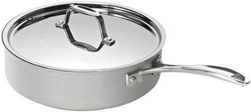 Beka Cookware Chef Eco-logic 100-Percent Bekadur Ceramica Non-Stick Saute Pan, 8-Inch
