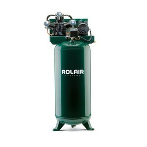 ROLAIR 5 HP (230V), 16CFM@1 For Sale