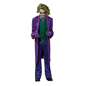 Rubie's Rubies Costume CO. Inc Dark Knight The Joker Grand Heritage Costume (Medium)