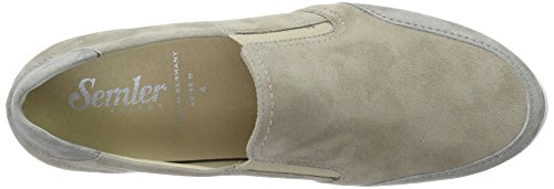 Semler Damen Nelly Slipper Beige (Panna)