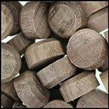 WIDGETCO 5/8'' Walnut Floor Plugs(QTY 5,000)