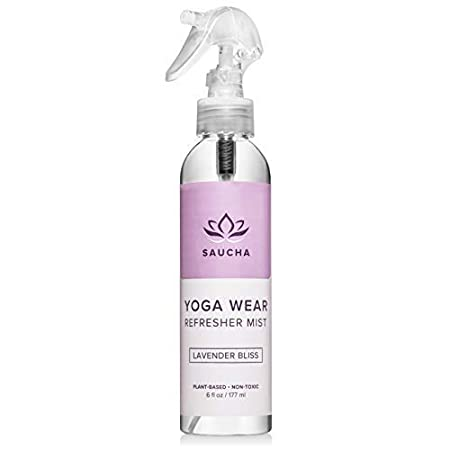 Saucha Yoga Wear - Spray refrescante para ropa de yoga ...