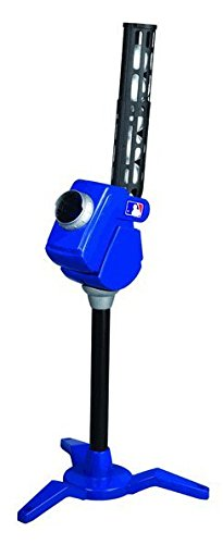 Franklin Sports MLB Batter & Fielder 4 in 1 Pitching Machine (Includes 4-pk Energizer C Batteries) by Franklin Sports