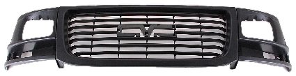 OE Replacement GMC Savana/Van Grille Assembly (Partslink Number GM1200531)
