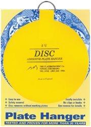 """Bulk Buy: Flatirons Disc Plate Hanger 5.5"""" For Plates Up ..."""