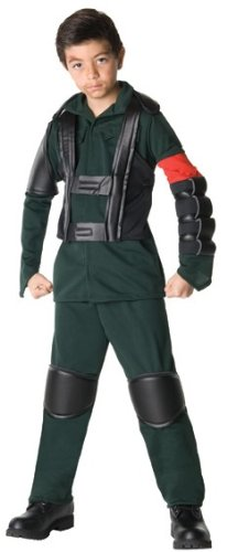 Terminatorvie John Connor Kids Halloween Costume L Boys Child Large (8-10 years)