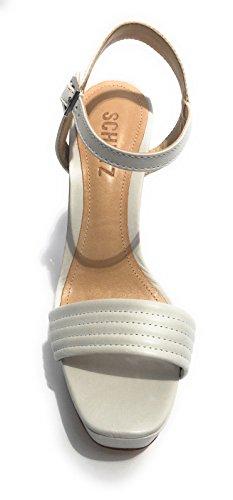 Donna Schutz Natur Leather - 39, PEARL