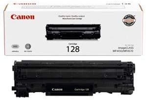 Canon Cartridge 128 - Black - original - toner cartridge - for FAXPHONE L100, L190, ImageCLASS D530, D550, D560, MF4450, MF4570, MF4770, MF4880, MF4890