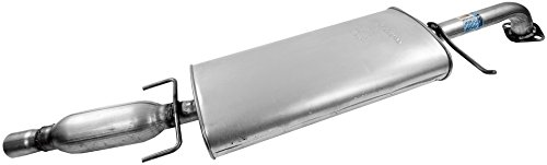 Walker 56233 Quiet-Flow Stainless Steel Muffler