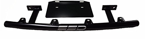 Fits 2009 Subaru Forester Rally Light Bar (Bull Bar, Nudge Bar), 4 Light Tabs, Powder Coated from SSD Performance