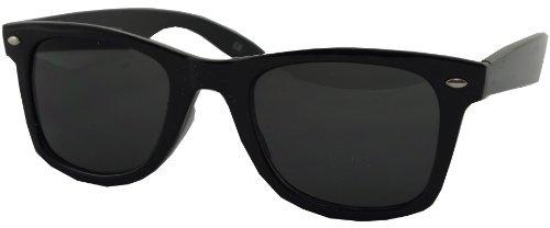 Image Unavailable. Image not available for. Colour  Classic Black Wayfarer  Sunglasses ... 856d3aed7650e