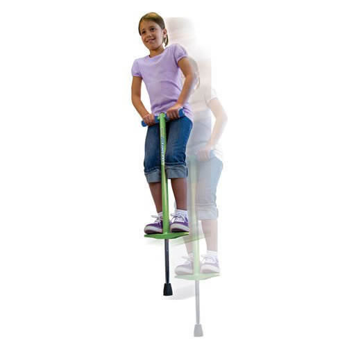 Jumparoo BOING! JR. Pogo Stick by Air Kicks, Small for Kids 50 to 90 Lbs. by Geospace B00727FN60