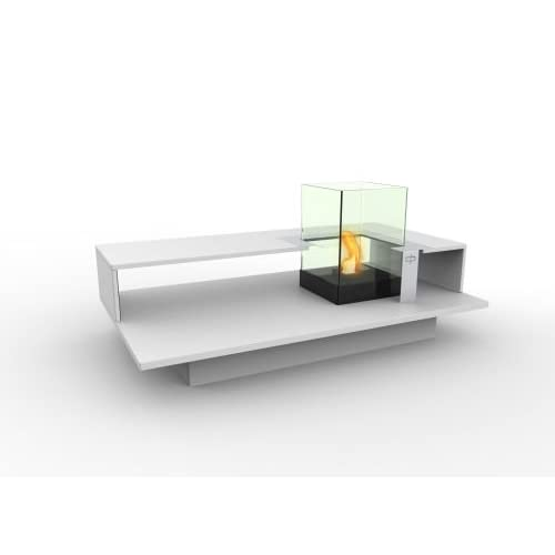 Decorpro Level Coffee Table, White