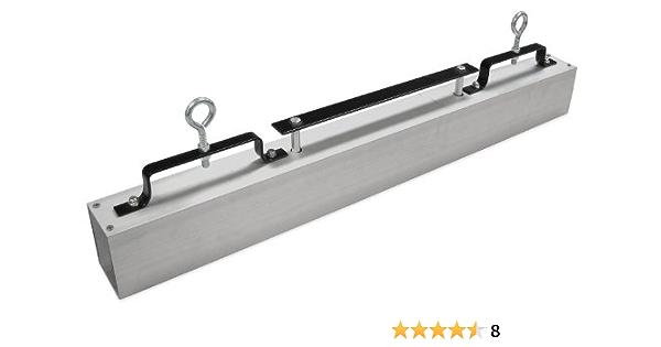 """84/"""" Hanging Magnetic Sweeper ForkLift Hanger Tool 84inch Vevor Magnet Sweeper"""