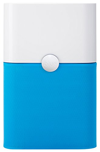 Blue Pure 211 Air Purifier with Particle Filter for Allergen and Odor Reduction, Washable Pre-Filter, Large Rooms, by Blueair (2016 model) by Blueair