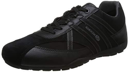 Uomo Geox Ravex Geox Blu Scarpe Black 66zxwfCqt