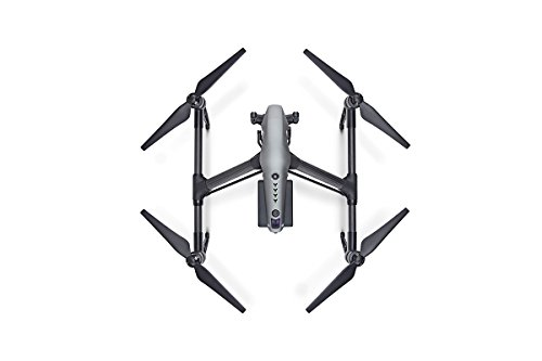 DJI Image Professional Inspire 2 Filmmakers Drone, Gray (CP.BX.000166)