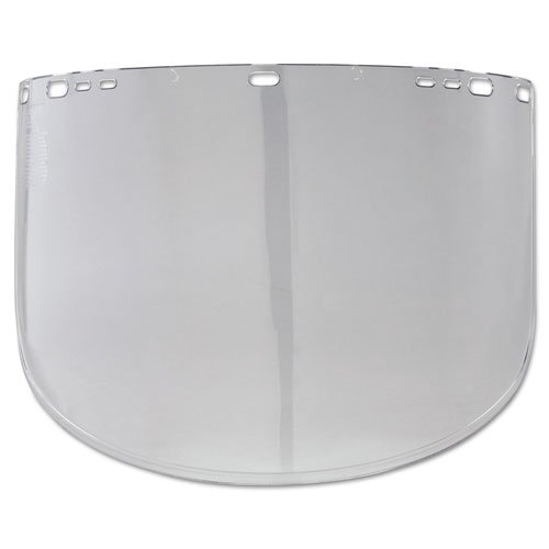 (JACKSON SAFETY F40 Face Shield Window, Propionate, Clear, Unbound)