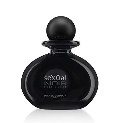 (Michel Germain Sexual Noir Pour Homme Eau de Toilette Spray, 2.5 Fl Oz)