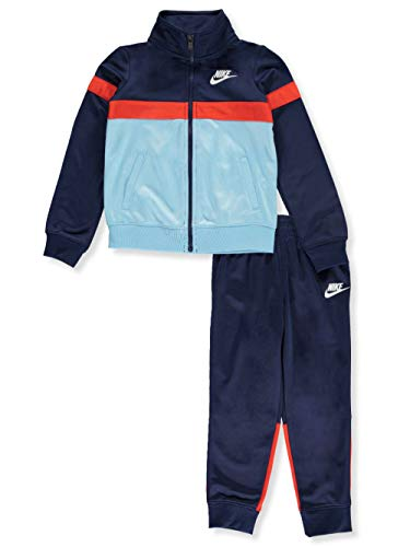 Nike Boys' 2-Piece Tracksuit - Blue Void, 4t
