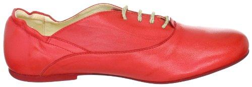 Damen Jette Klassische J Rojo Rot Halbschuhe Jonny's 17039 B1wCxHH