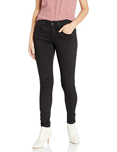 Democracy Women's Ab Solution Jegging, Black, 10