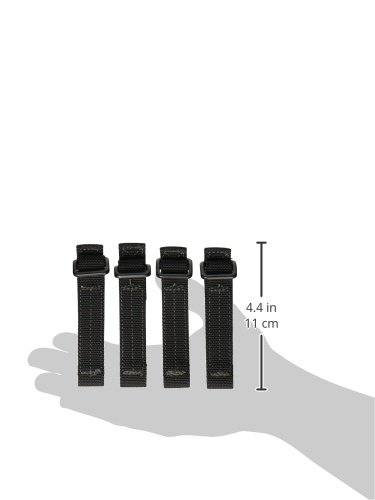 Maxpedition 3-Inch TacTie - Pack Of 4