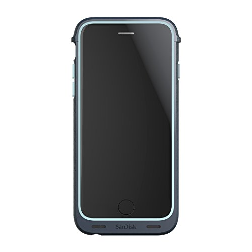 SanDisk iXpand 32GB Memory Case for iPhone 6/6s - Retail Packaging -...