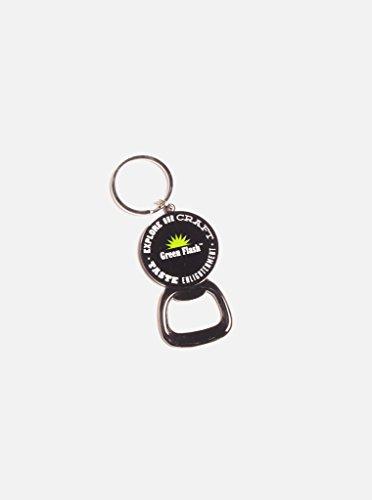 Green Flash Brewing Company - Keychain Bottle Opener -